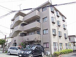 東京都東村山市恩多町3丁目の賃貸マンションの外観