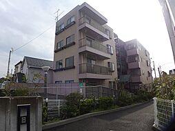リバーサイド蘭[3階]の外観