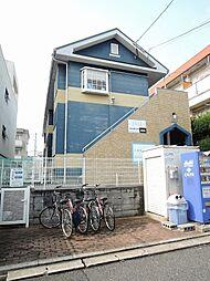 福岡県北九州市八幡西区大浦1丁目の賃貸アパートの外観