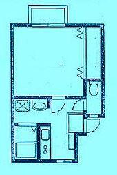 コバ ジュン[1階]の間取り