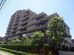 神奈川県横浜市金沢区釜利谷東2丁目の賃貸マンションの外観