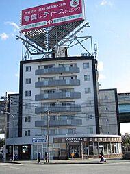 福岡県福岡市東区香椎浜4丁目の賃貸マンションの外観