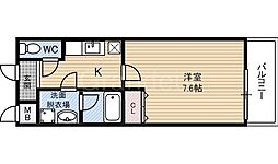 フジパレスえんじゅ[1階]の間取り