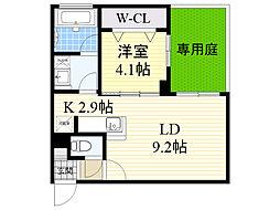 西18丁目駅 5.8万円