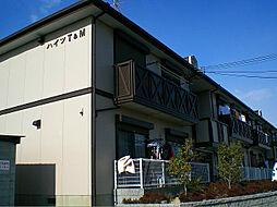 ハイツT&M[1階]の外観