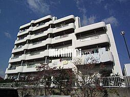ホワイトヒルズ丸山[3階]の外観