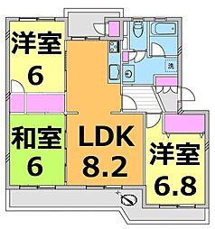 グリーンハイム検見川