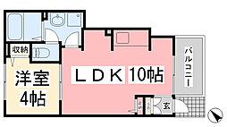 松山市駅駅 4.4万円