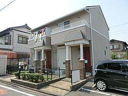 愛知県清須市鍋片2丁目の賃貸アパートの外観