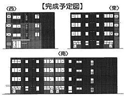 玉津町田中マンション[1階]の外観