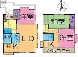 埼玉県富士見市関沢3丁目