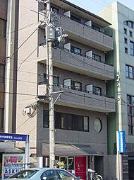 京都府京都市中京区常真横町の賃貸マンションの外観