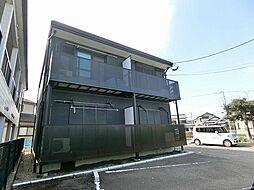 静岡県富士市中丸の賃貸アパートの外観