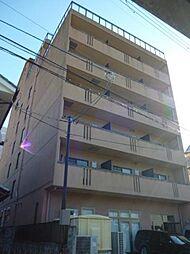 滋賀県東近江市八日市浜野町の賃貸マンションの外観