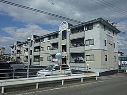 ベンラート三津屋[1階]の外観