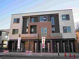 神奈川県川崎市麻生区王禅寺西4丁目の賃貸アパートの外観