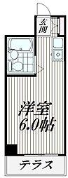 東京都杉並区南荻窪4丁目の賃貸マンションの間取り