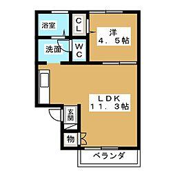 近鉄蟹江駅 4.6万円