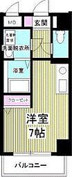 伏見町ハウス[2階]の間取り