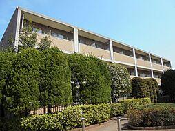 ドミール花小金井[3階]の外観
