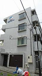 神奈川県横浜市西区藤棚町1丁目の賃貸マンションの外観