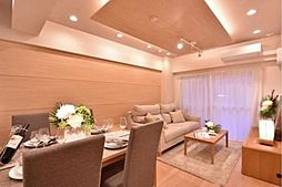 尾山台駅2分 重厚感とデザイン性に富んだ住環境に住まう