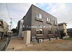 島田本町コーポ[1階]の外観