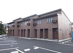 JR奥羽本線 山形駅 バス20分 桜神バス停下車 徒歩1分の賃貸アパート