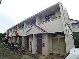 [テラスハウス] 千葉県松戸市上本郷 の賃貸【/】の外観