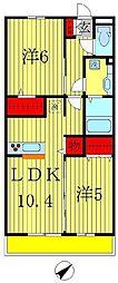 仮)D-room北松戸2丁目[3階]の間取り