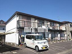 中島ハイツ[2階]の外観