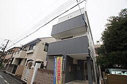 兵庫県尼崎市立花町1丁目の賃貸アパートの外観