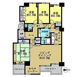 白井市堀込2丁目 中銀白井マンシオン2号館
