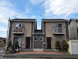 [タウンハウス] 千葉県松戸市栄町西1丁目 の賃貸【/】の外観
