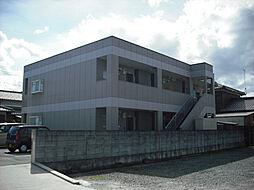 クリスタルガーデン[2階]の外観