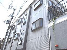 大阪府寝屋川市萱島本町の賃貸マンションの外観