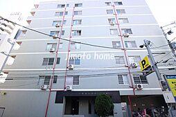 ドエル北堀江[7階]の外観