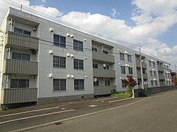 北海道札幌市東区北三十条東8丁目の賃貸マンションの外観