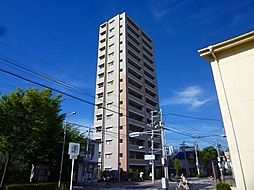 エスリード八尾東本町[201号室号室]の外観