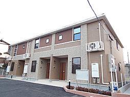 福岡県北九州市八幡西区上上津役4丁目の賃貸アパートの外観