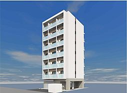 新庄町マンション計画[403号室]の外観