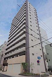 大阪府大阪市中央区淡路町4丁目の賃貸マンションの外観