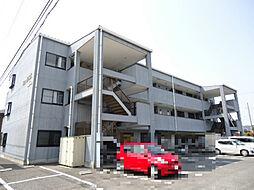 May三本柳[3階]の外観
