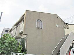 大阪府寝屋川市池田新町の賃貸アパートの外観