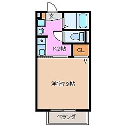 近鉄長島駅 3.8万円
