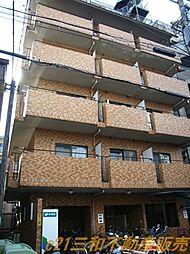 ライオンズマンション京都三条第2[5階]の外観