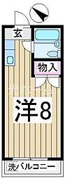 清瀬駅 3.4万円