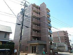 パークサイド雁宿1号館[4階]の外観