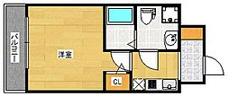 FDS Court Felice[4階]の間取り