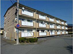 静岡県御殿場市東田中1丁目の賃貸マンションの外観